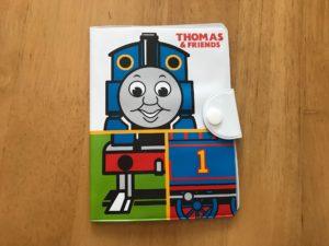 トーマスの診察券ケース